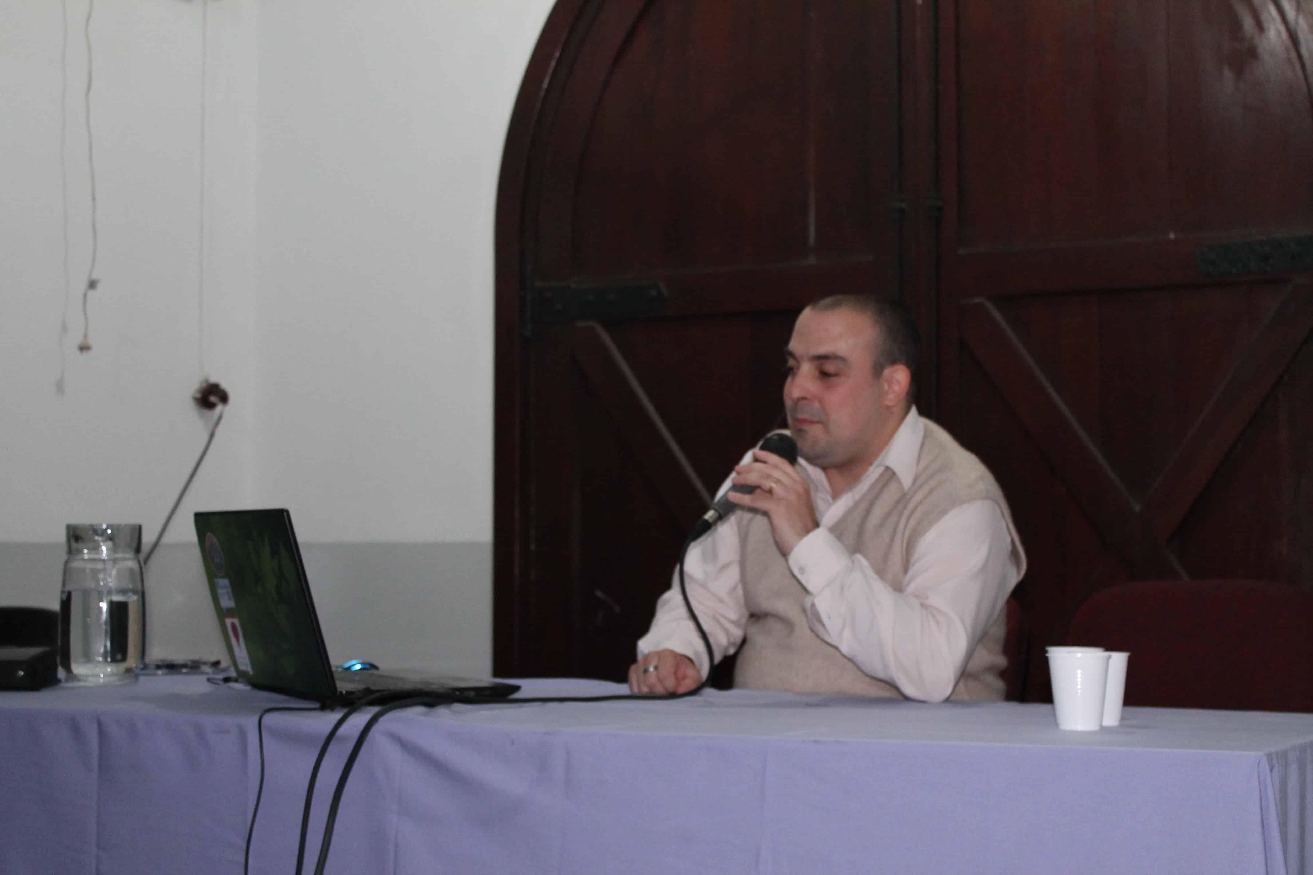Participación XVII Feria del Libro San Nicolás 1