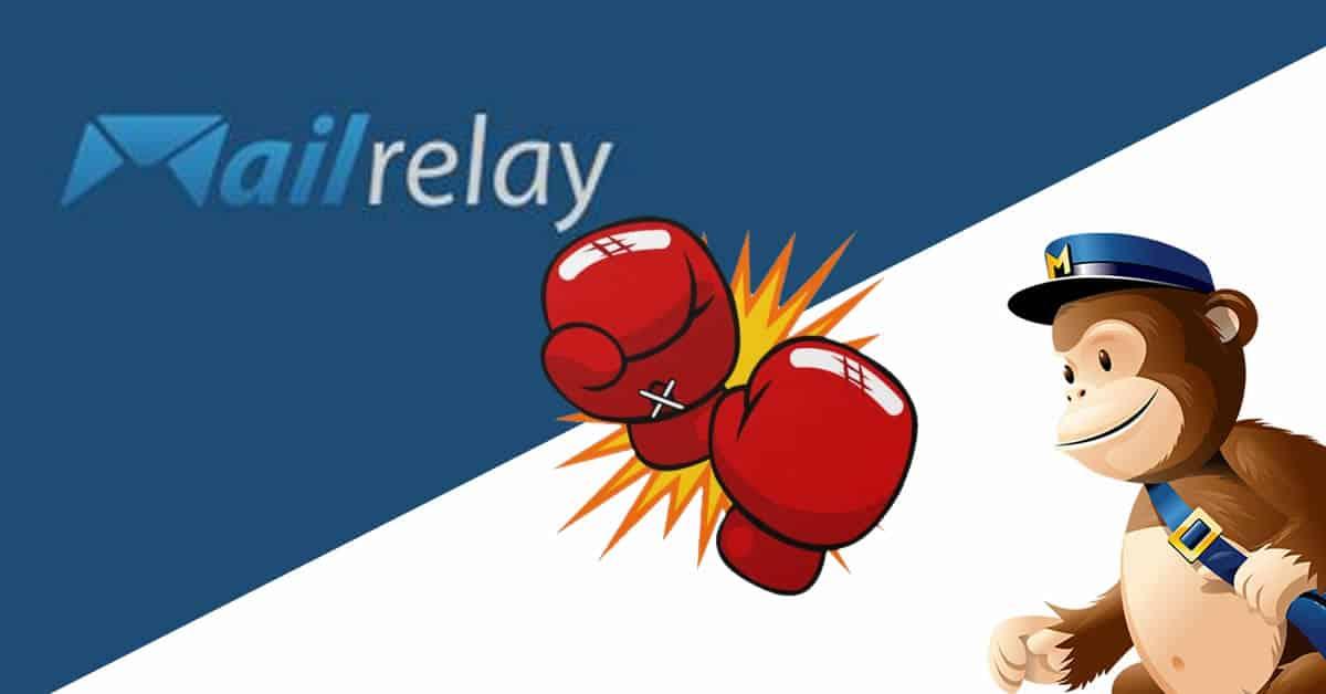 Mailrelay contra Mail Chimp, la Guerra del Email 1