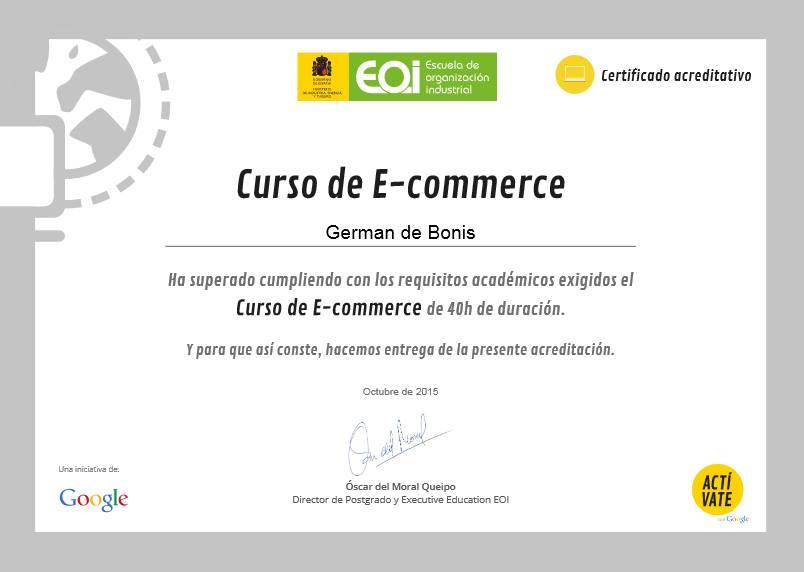 Certificaciones 5