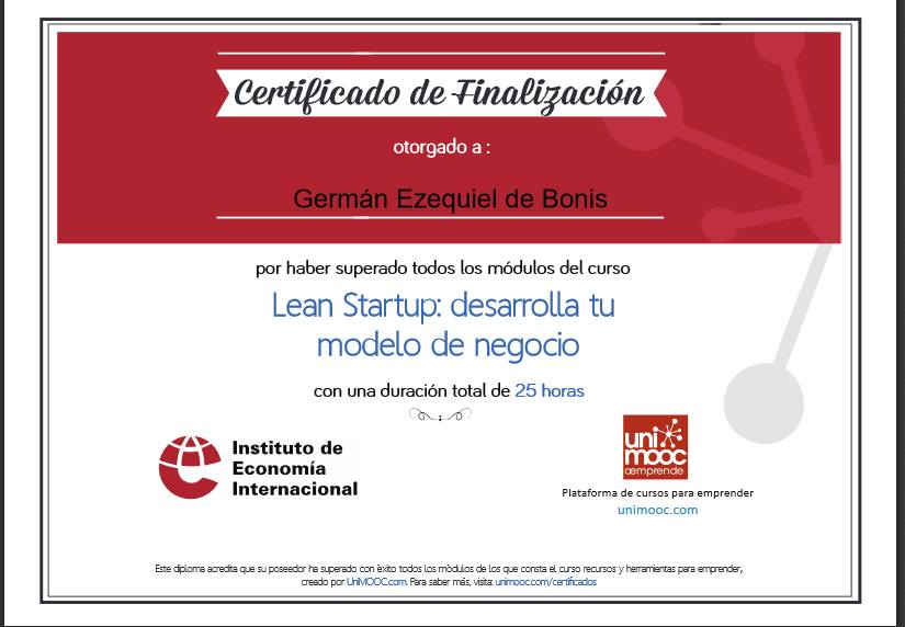 Certificaciones 4