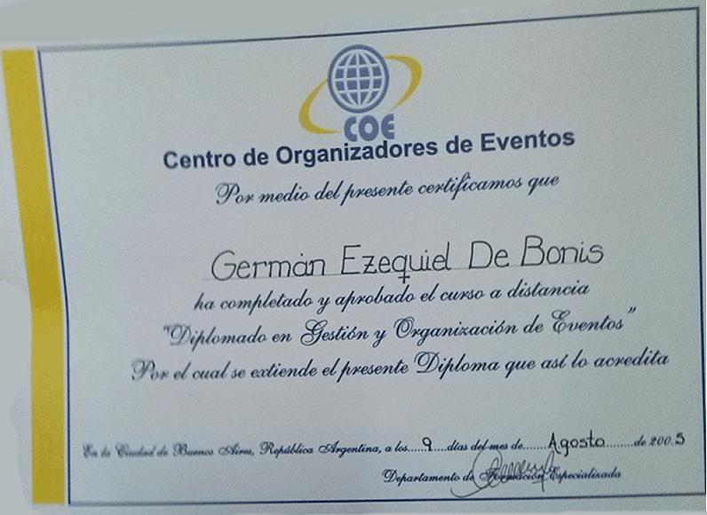 Certificaciones 11