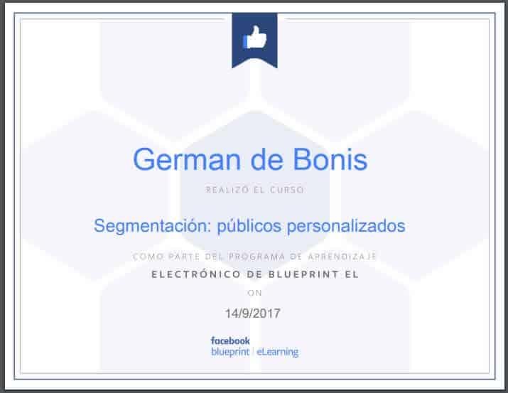 Certificaciones 23