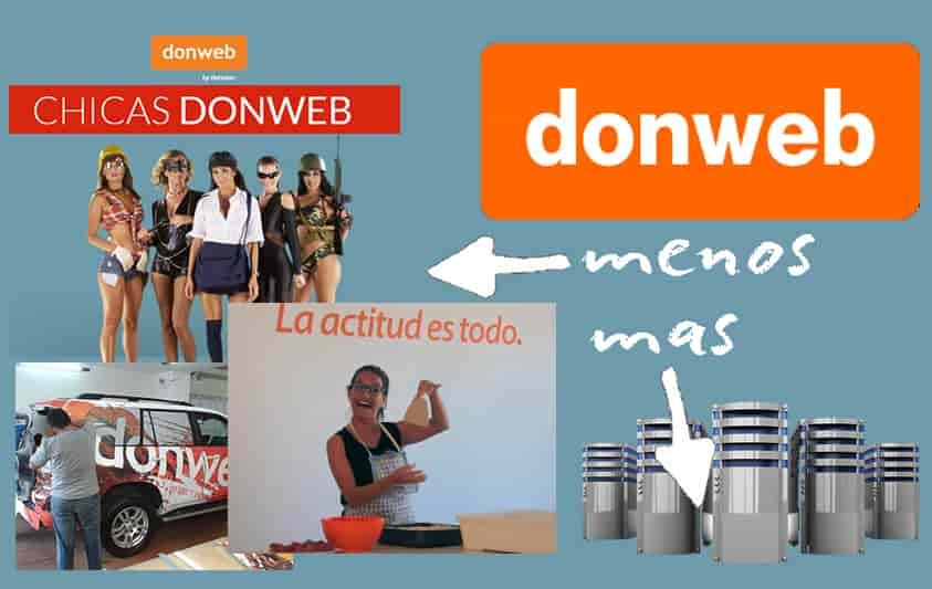 Sobre DONWEB, EL SERVER, HOSTGATOR y los Hostig Server. 1