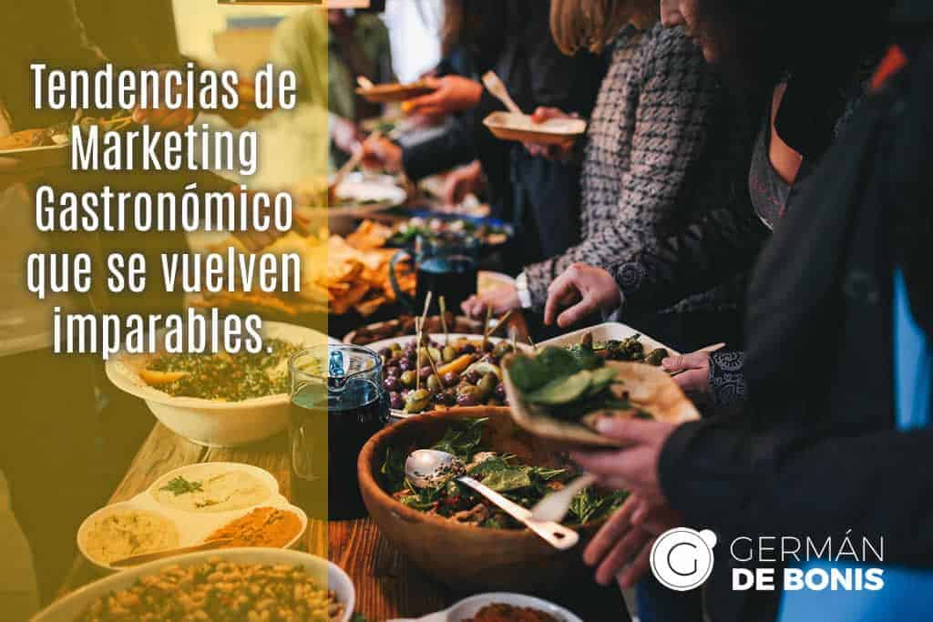 Tendencias de Marketing Gastronómico