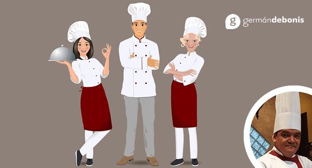 El Chef como líder 1