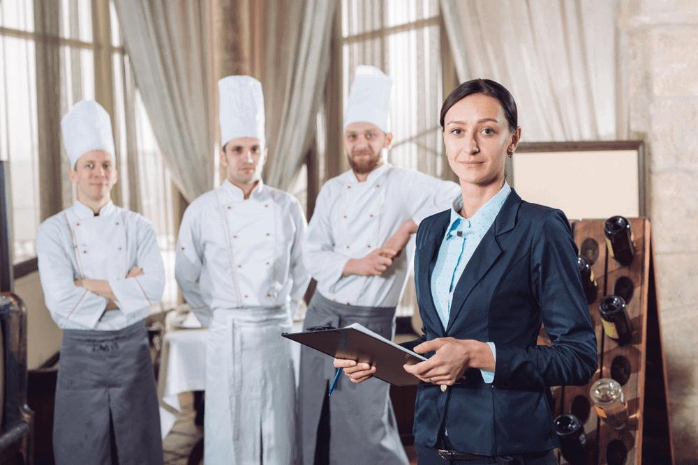 Administración y Gerencia de Restaurantes 1