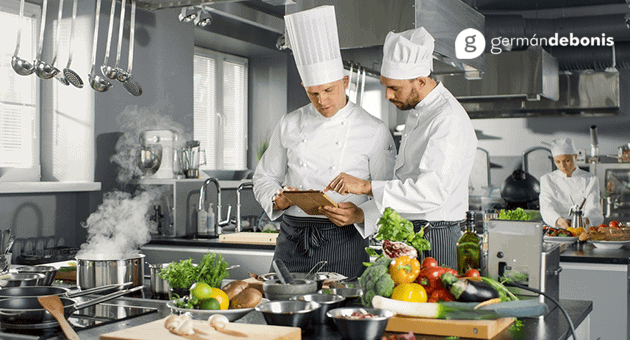 Proceso de Ingeniería de menú en restaurantes y hoteles