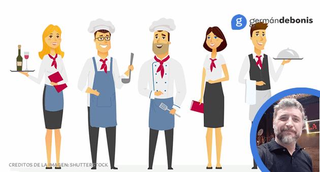 La trampa de las propinas y el profesional gastronómico. 1