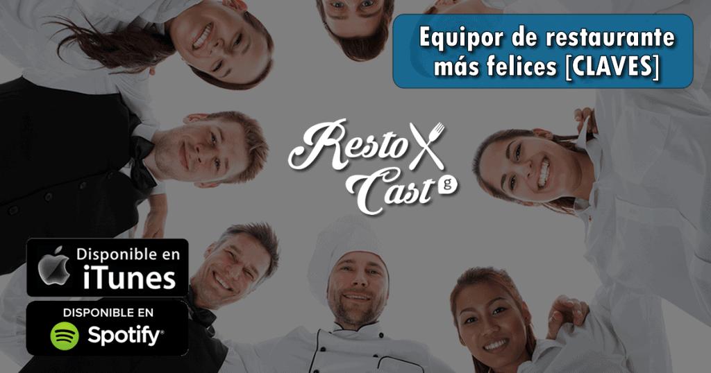 empleados felices en tu Restaurante