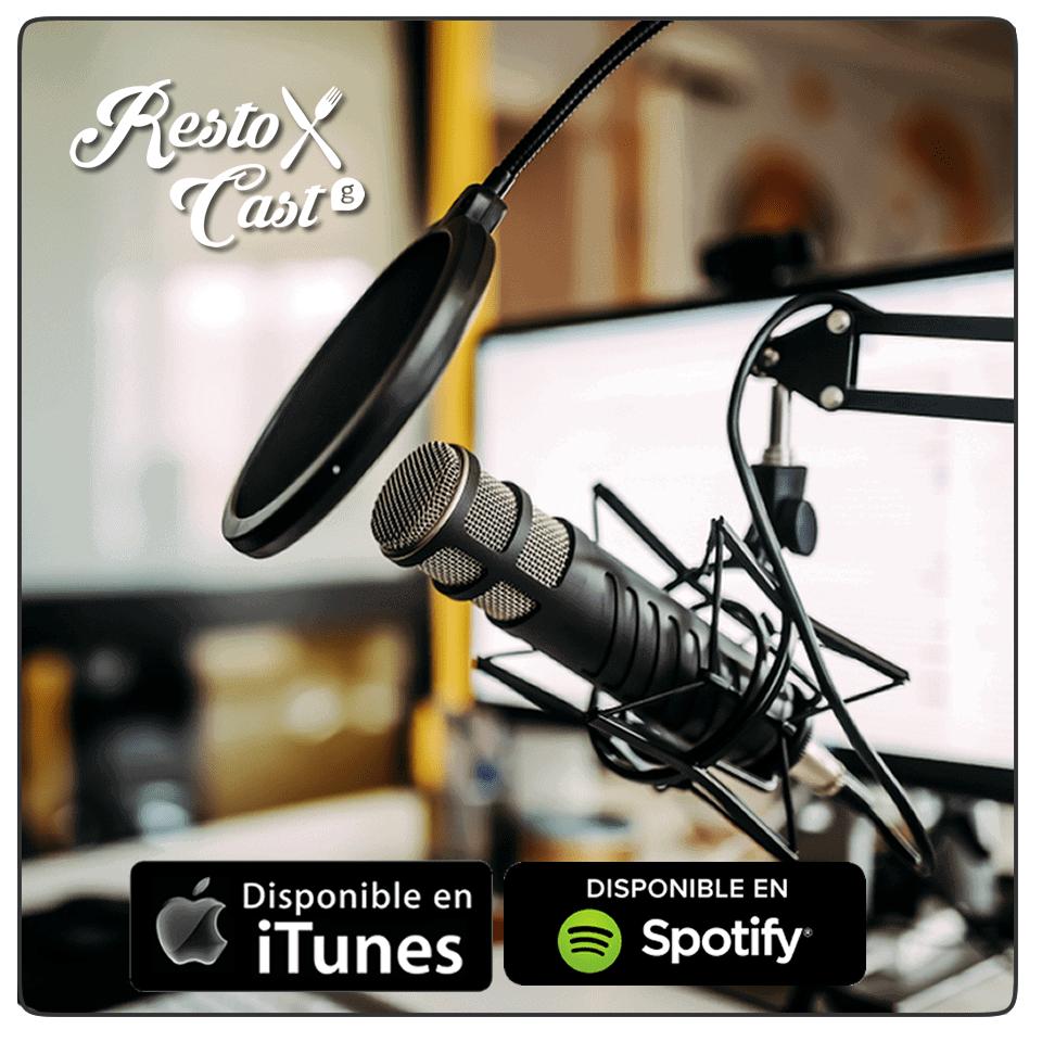 Recto Cast podcast gastronómico