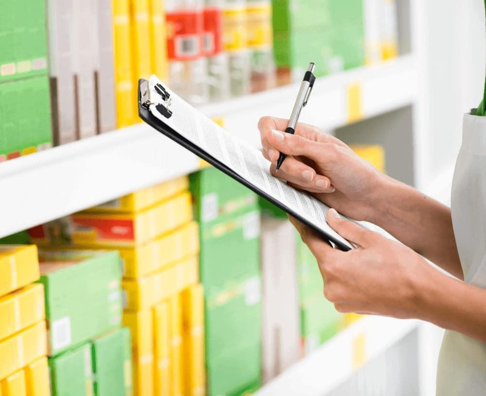Control de calidad de mercadería en restaurantes 1