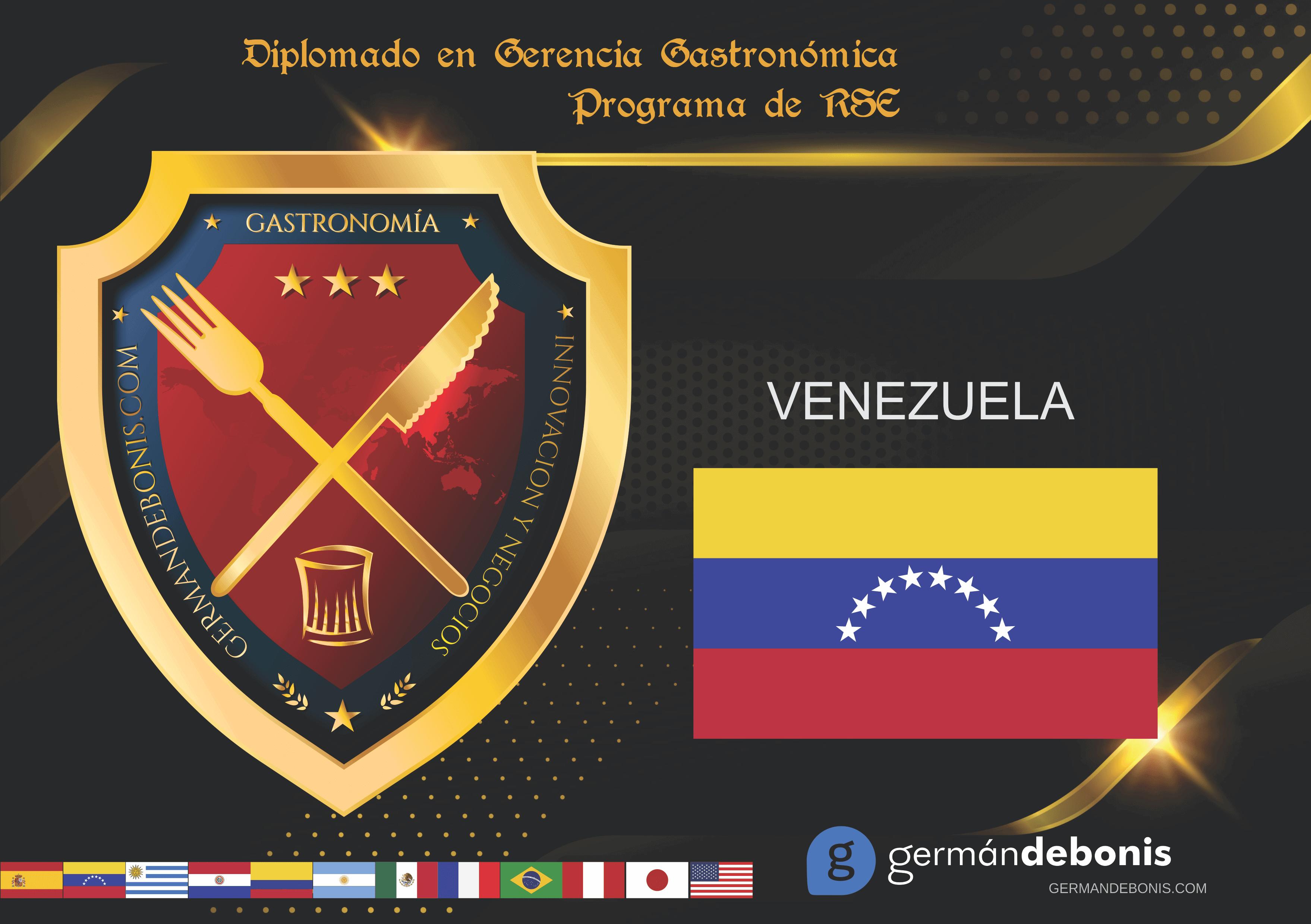 Venezuela Gastronómica