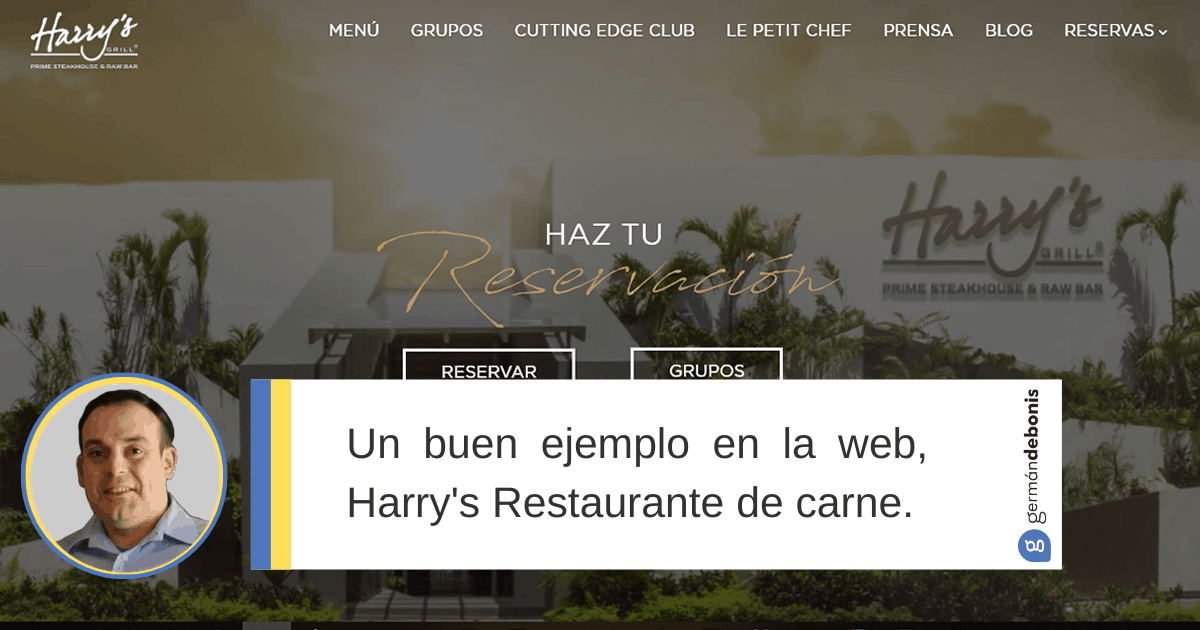 Harry's Restaurante de carne