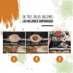 Mixtura Pizza y Empanadas 9