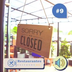 Restaurantes que venden cerrados