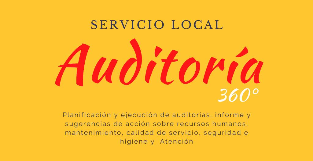 Auditoria 360° para restaurantes y locales gastronómicos 1