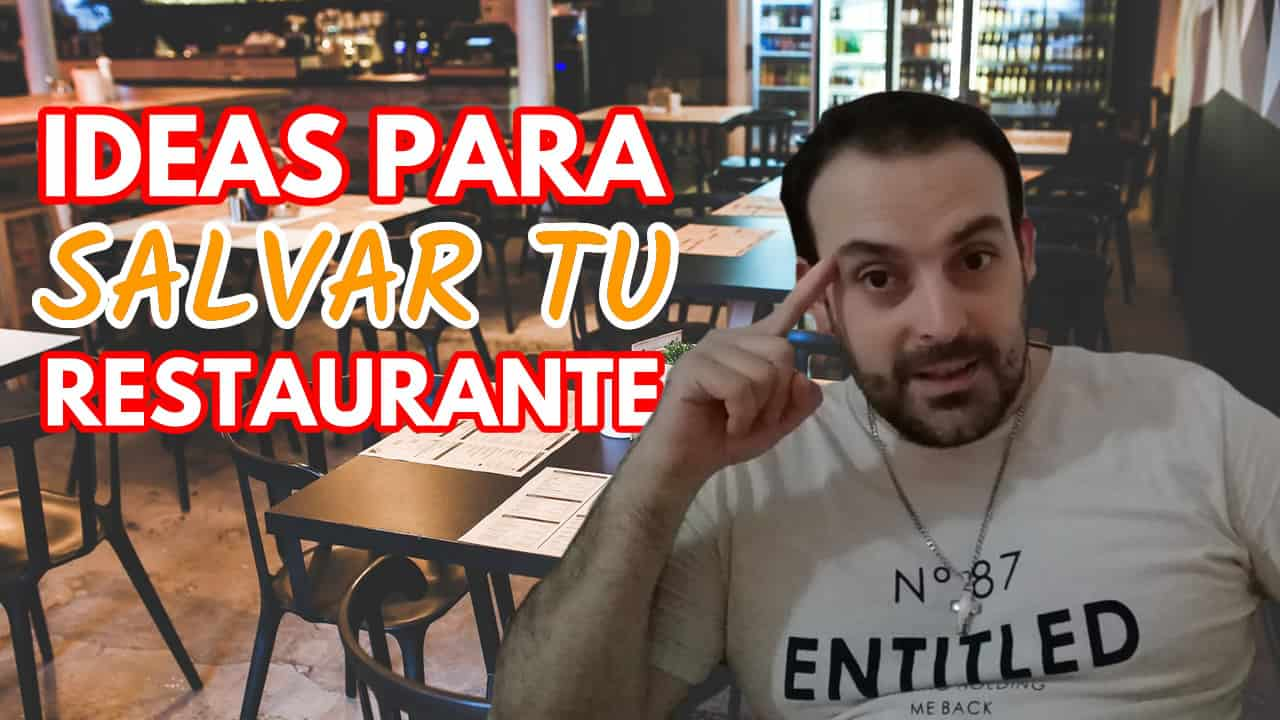 ideas para salvar restaurantes