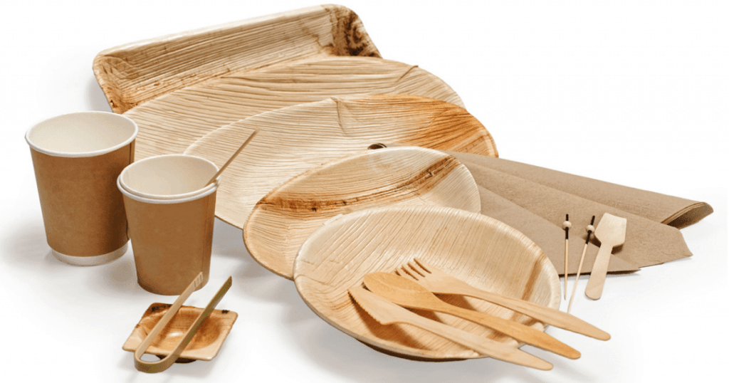 utensilios biodegradables