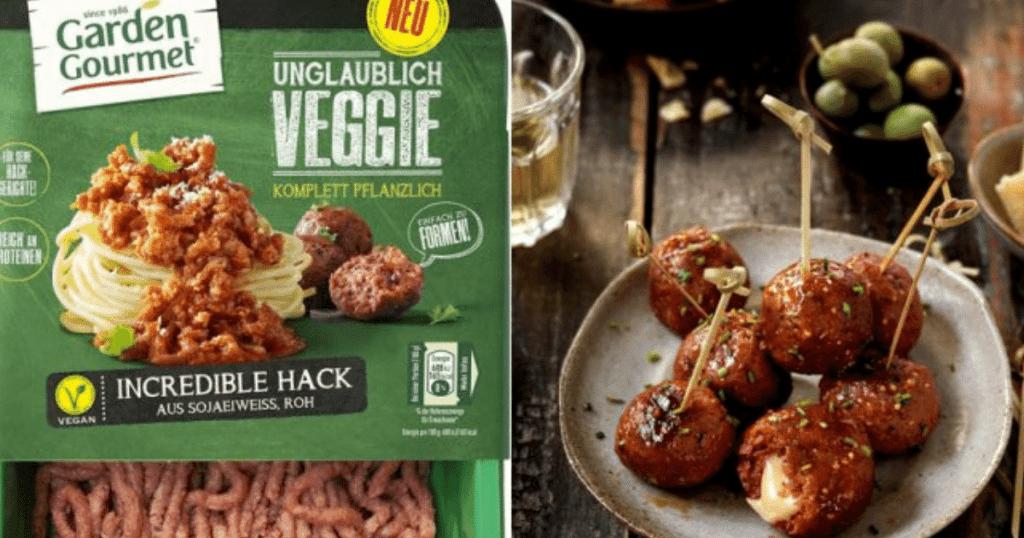 carnes vegetales