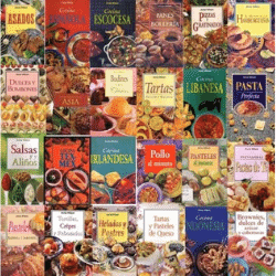 Libros de restaurantes