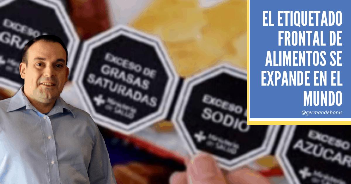 Etiquetado frontal de alimentos en el mundo