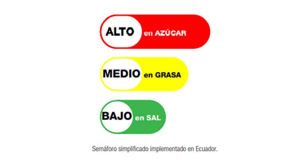 Sistema de semáforo (ecuador)